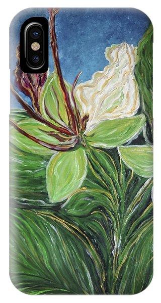 Ifit Flower Guam IPhone Case