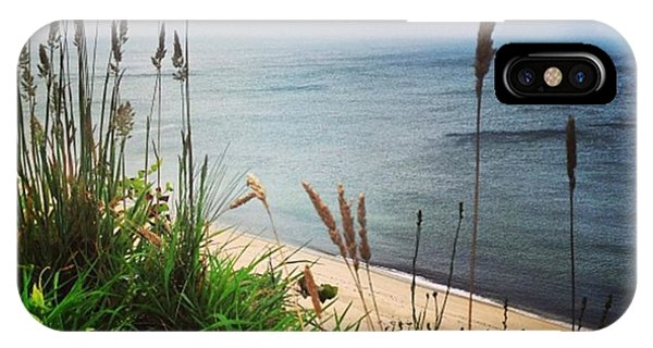 #igaddict #iphonesia #beach #cliff Phone Case by Ben Berry