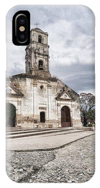 Iglesia De Santa Ana IPhone Case