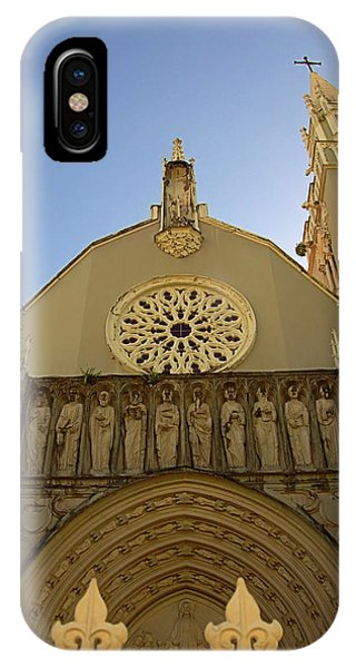Iglesia San Jorge IPhone Case