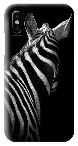 Equine iPhone Case - Ignorance by Paul Neville