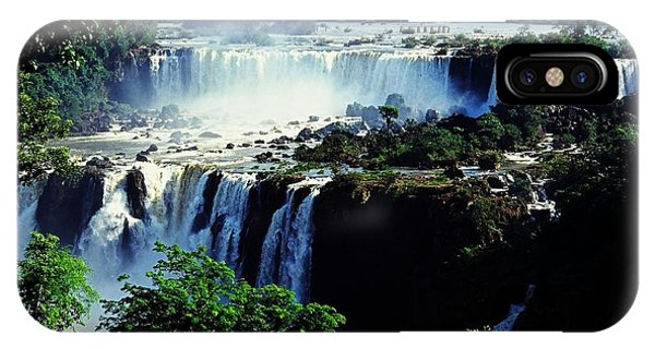 Iguacu Waterfalls IPhone Case