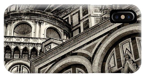 Il Duomo Di Firenze IPhone Case