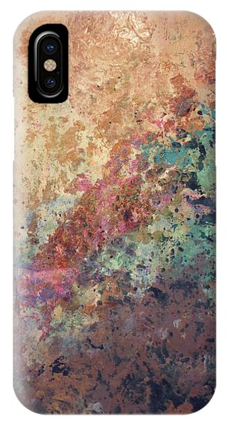 iPhone Case - Illuminated Valley II Diptych by Shadia Derbyshire