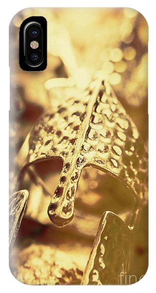 Metal iPhone Case - Illuminating The Dark Ages by Jorgo Photography - Wall Art Gallery