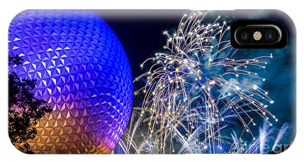 Illuminations Reflections Of Earth IPhone Case