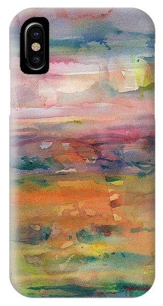 Illusional Landscape IPhone Case
