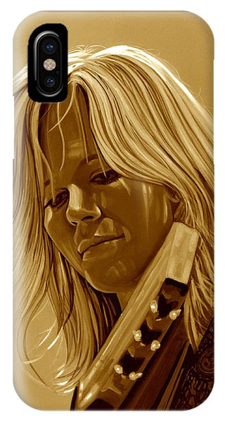 Ilse Delange Of The Common Linnets IPhone Case