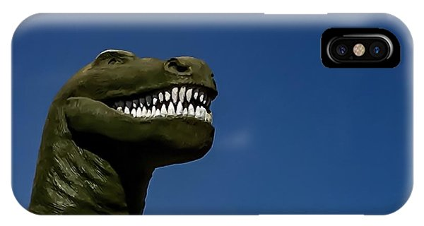 I'm A Nervous Rex IPhone Case