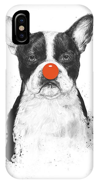 I'm Not Your Clown IPhone Case