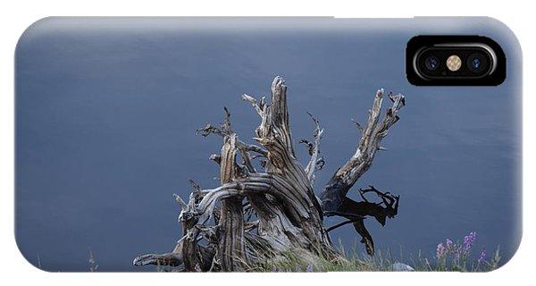 Stump Chambers Lake Hwy 14 Co IPhone Case