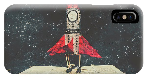 Classroom iPhone Case - Imagination Is A Space Of Learning Fun by Jorgo Photography - Wall Art Gallery