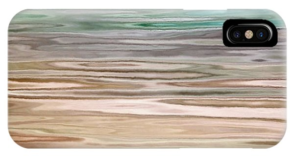 IPhone Case featuring the painting Immersed - Abstract Art by Jaison Cianelli