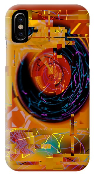 Impact Of Introspection 2015 IPhone Case