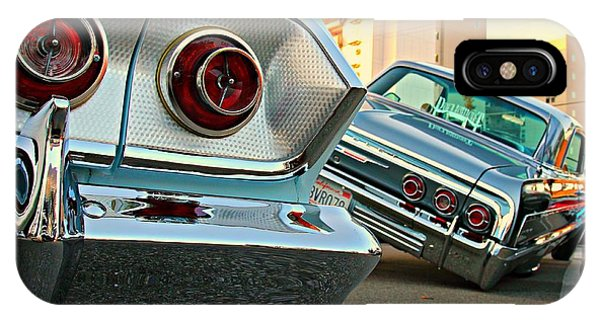 Impala Low-riders IPhone Case