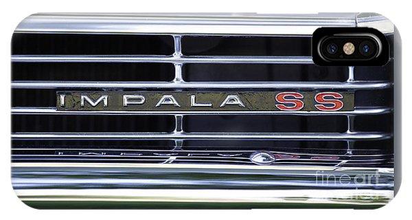 Impala Ss IPhone Case