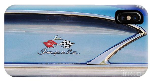 Impala Style Phone Case by Tim Gainey