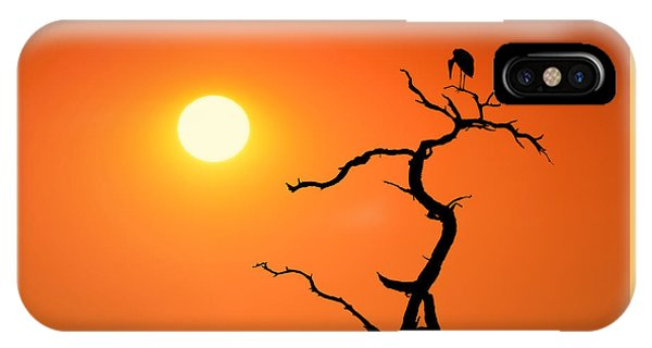 Impalila Island Sunset No. 2 IPhone Case