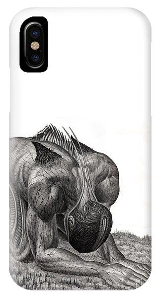 Impetus Graphite IPhone Case