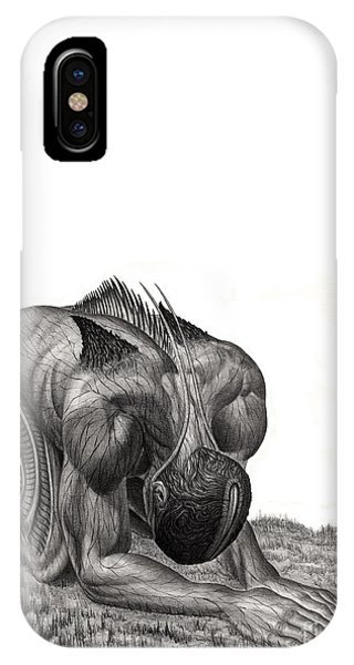 Impetus Graphite IPhone Case