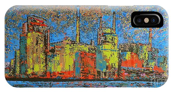 Impression - Irving Mill IPhone Case