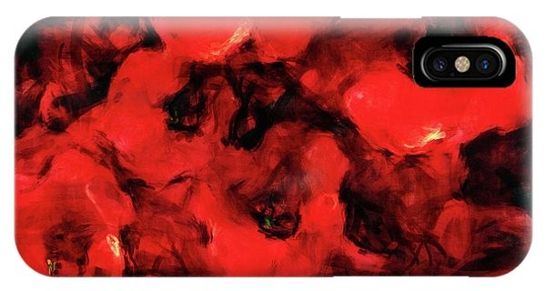 Impression Of Poppies IPhone Case