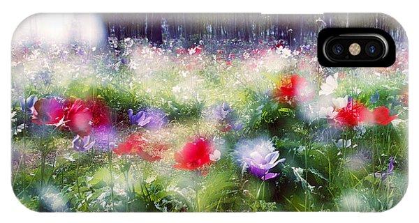 Impressionistic Photography At Meggido 2 IPhone Case