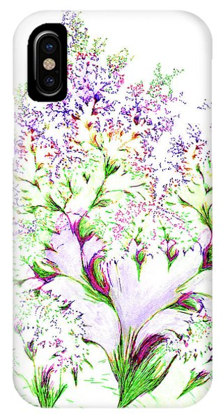 Impressions Of Spring IPhone Case