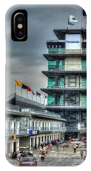 Ims Pagoda IPhone Case