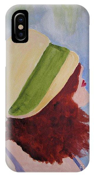 In A Breeze IPhone Case