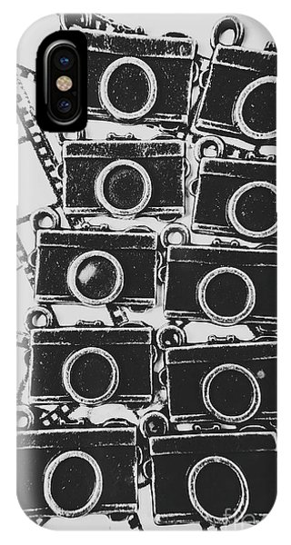 Cameras iPhone Case - In Camera Art by Jorgo Photography - Wall Art Gallery