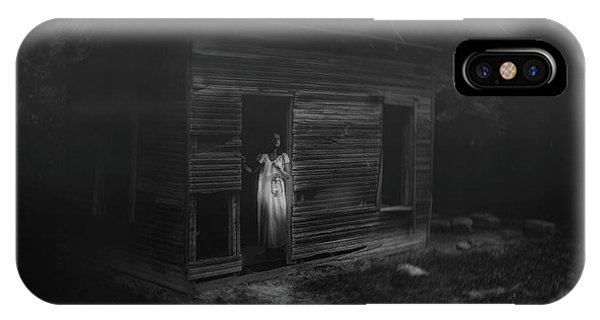 In Fear She Waits IPhone Case