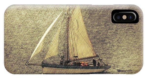 In Full Sail IPhone Case