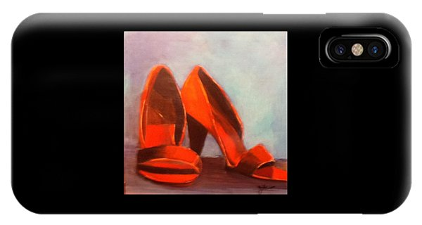 In Her Shoes IPhone Case
