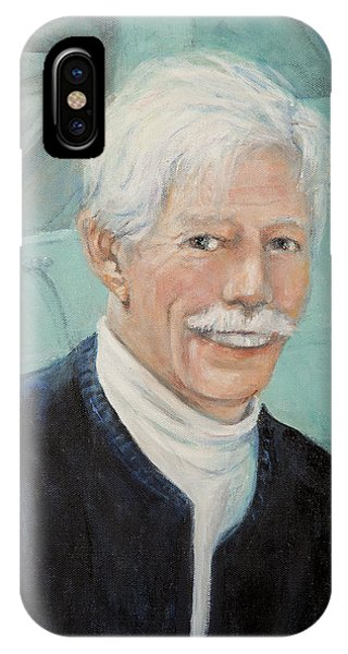 In Memory Of Uncle Bud IPhone Case