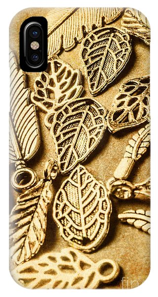 Jewelery iPhone Case - In Ornamental Nature by Jorgo Photography - Wall Art Gallery