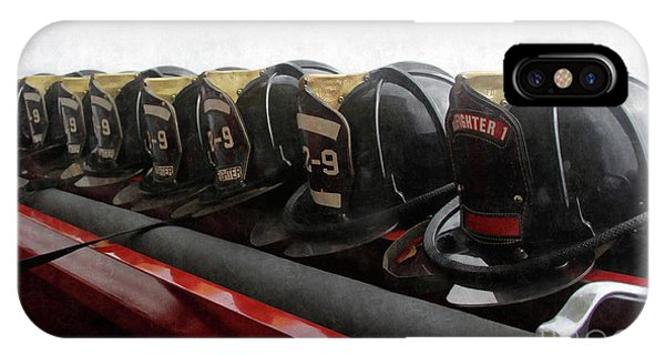 In Service Of Fire  Phone Case by Steven Digman