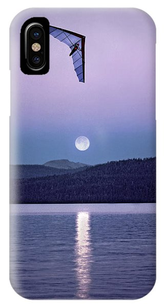 In The Air Tonight IPhone Case