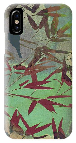 Susann Serfezi iPhone Case - In The Bamboo Forest by AugenWerk Susann Serfezi