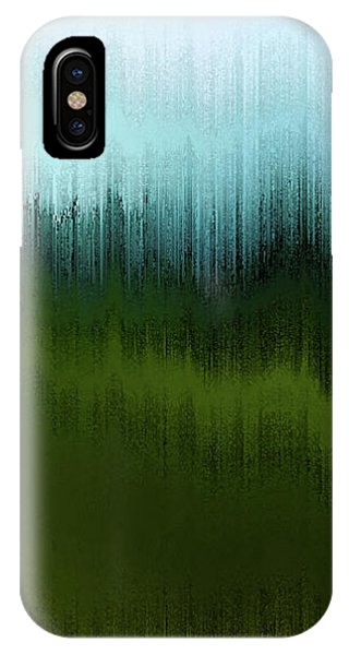 In The Black Forest IPhone Case