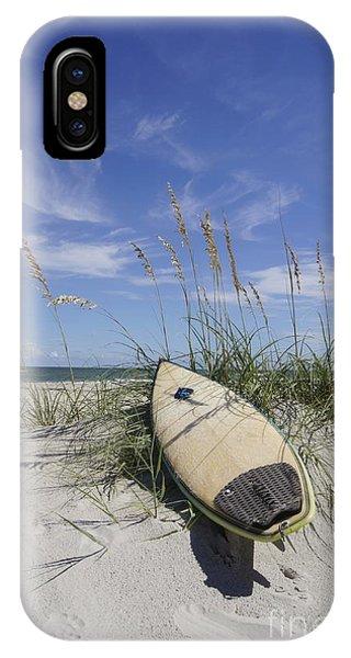 In The Dunes IPhone Case