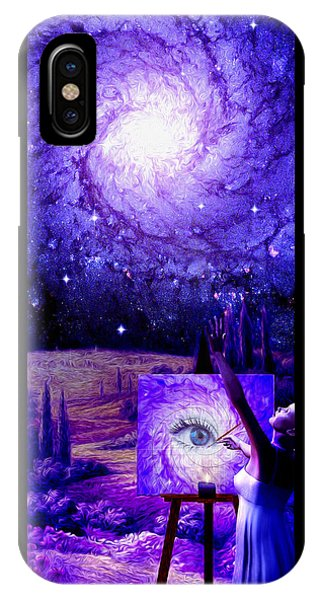 In The Eye Of The Beholder IPhone Case