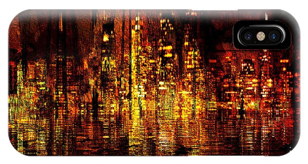In The Heat Of The Night IPhone Case
