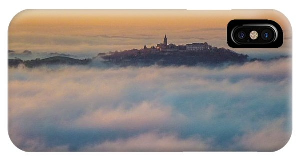 In The Mist 3 IPhone Case
