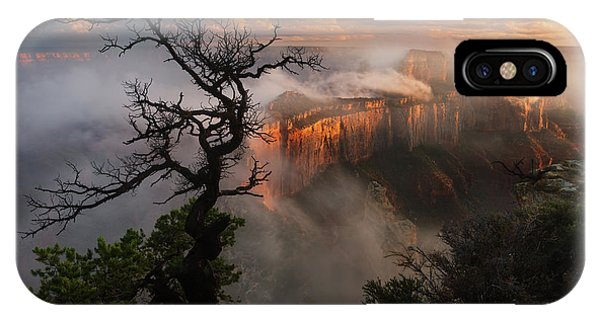In The Mist Phone Case by Adam Schallau