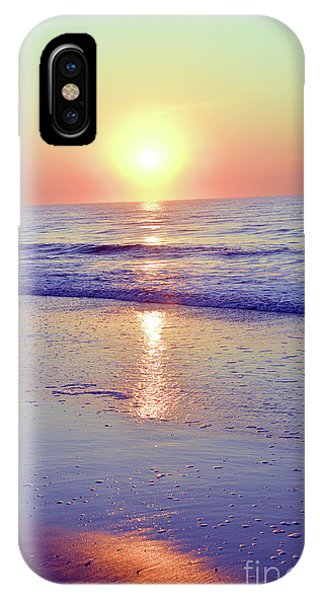 In The Morning Light Everything Is Alright IPhone Case