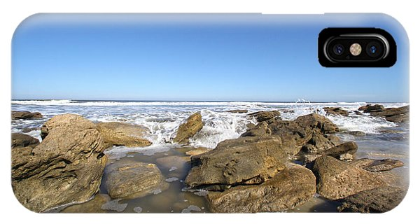 In The Rocks IPhone Case