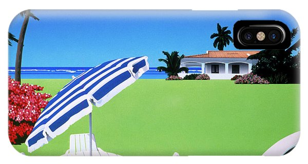 Style iPhone Case - In The Shade by David Holmes