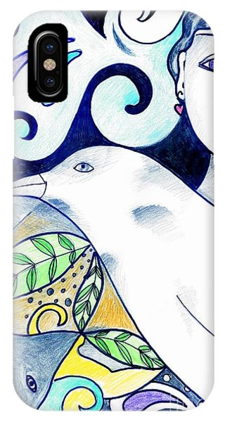 In The Spirit Of Unity 1 IPhone Case