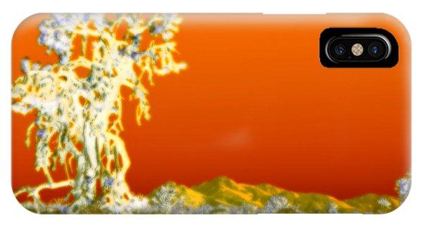 In The Spirit World IPhone Case